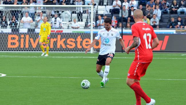 Odd - Elfsborg aug 2015 (Europaliga runde 3)