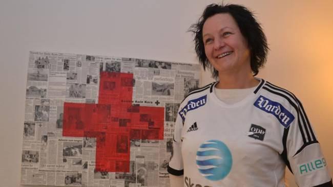 Noomi Smith, frivillig Røde kors