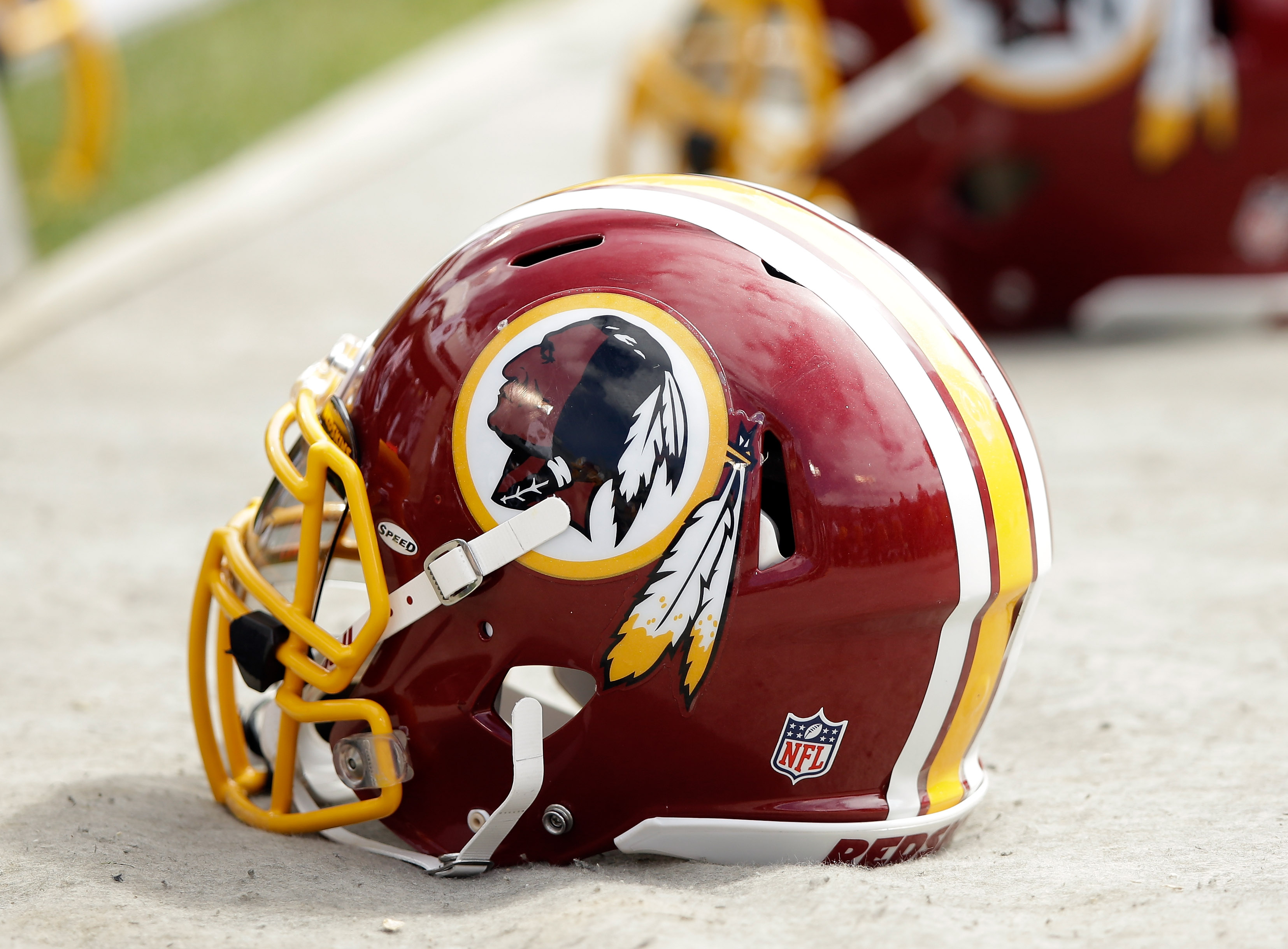 Justice Department drops fight over 'Redskins' name