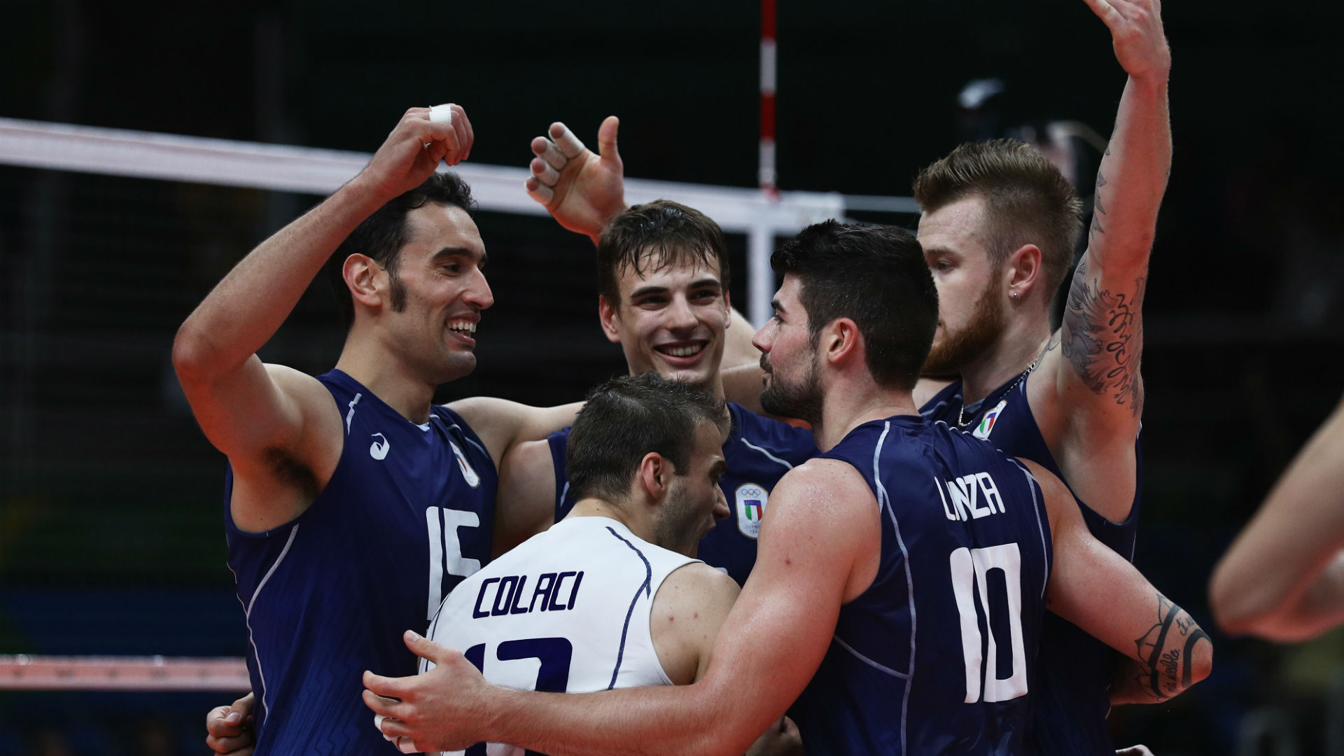 Other | Italy storms back to beat USA men's volleyball ...