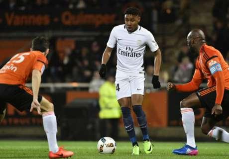 Report: Lorient 1 PSG 2