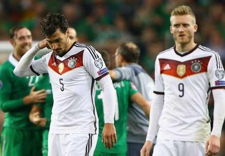 Rep Irlandia Gulingkan Jerman