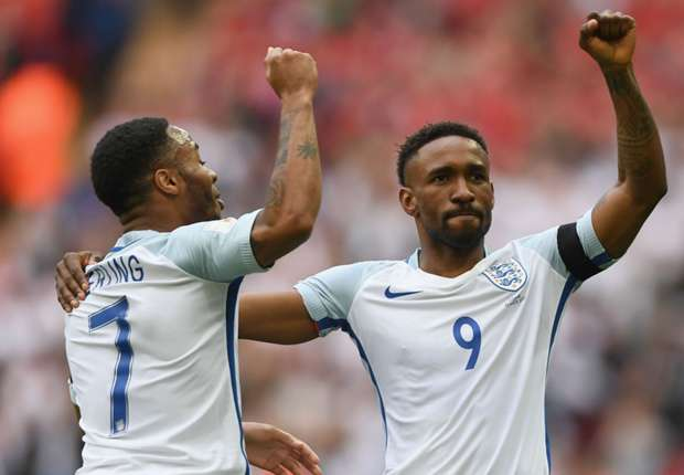 Image result for sterling england 2-0 lithuania