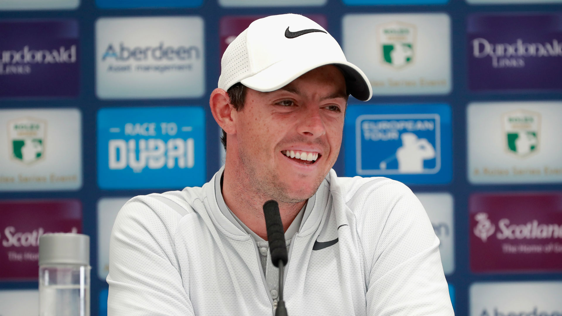 Rory McIlroy will 'bounce back', says Rickie Fowler