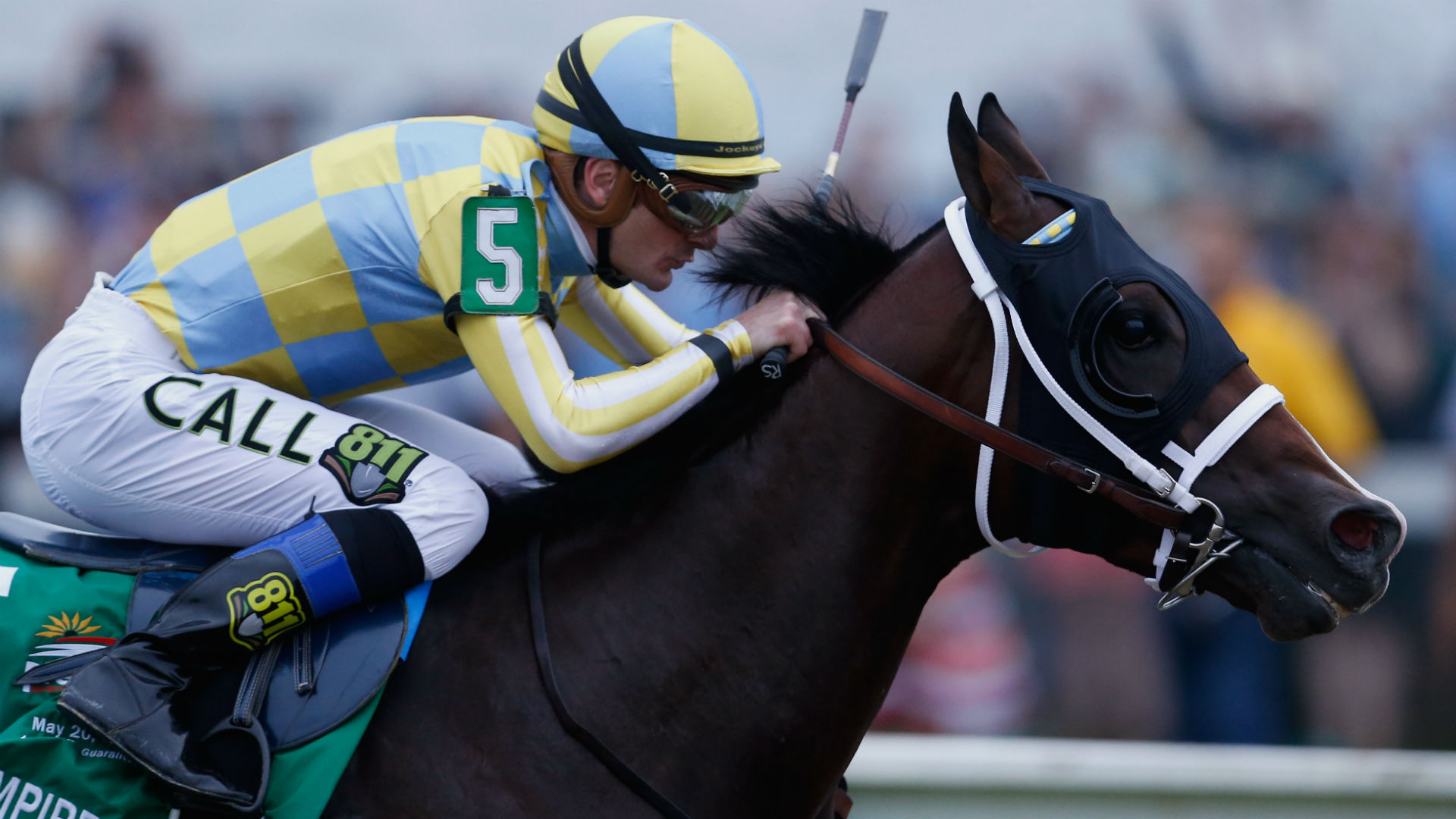 Classic Empire to miss Belmont with foot abscess