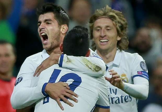 Modric warns Man Utd and Chelsea targets James, Morata: 'It's all downhill after Real Madrid'