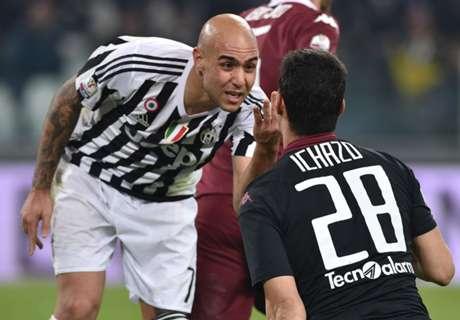 Juventus 4-0 Torino: Zaza shines