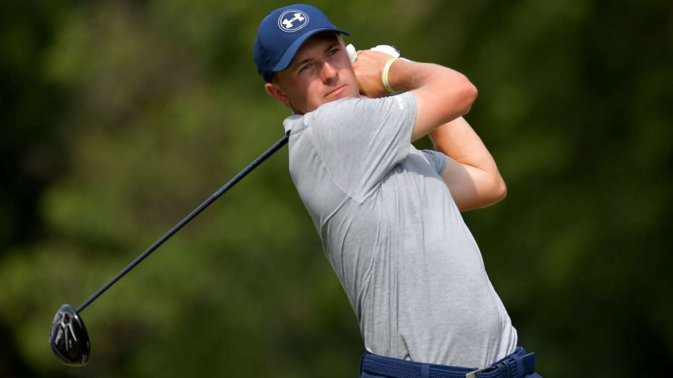 Spieth misses cut at AT&T Byron Nelson after quadruple-bogey