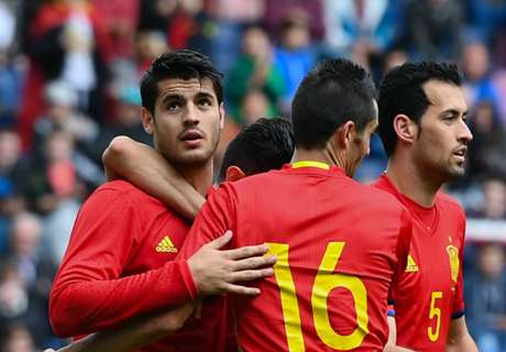Morata fully focused on Euro 2016