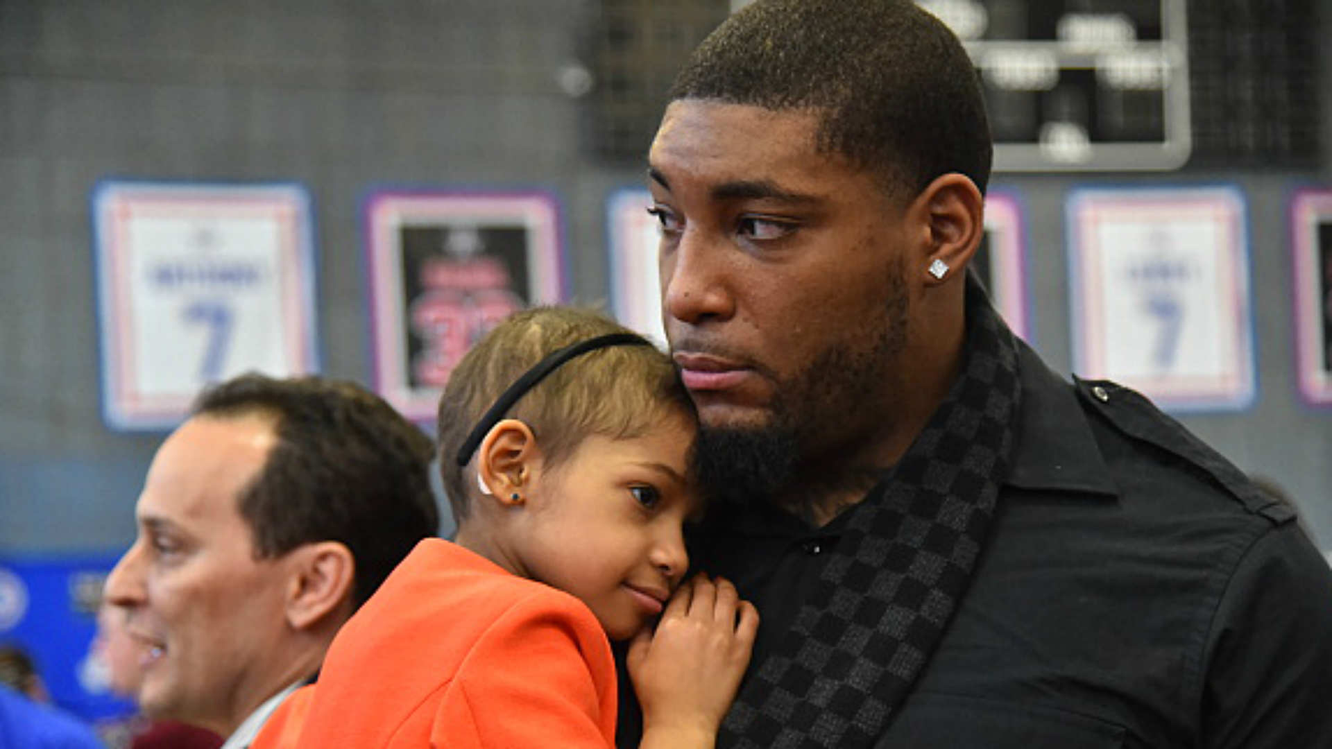 Leah Still, daughter of Bengals DT Devon Still, hits 'serious complication'