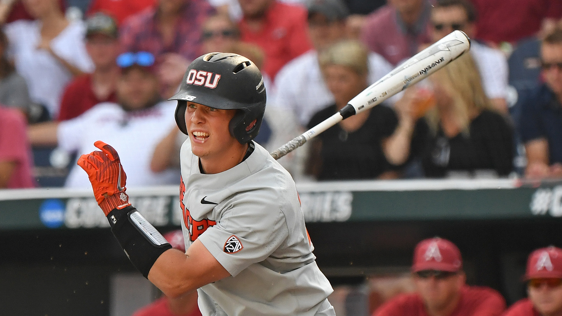 Arkansas, Oregon State set for decisive Game 3