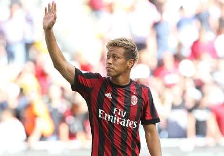Honda confirms AC Milan exit