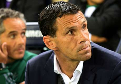 Betis fans demand Poyet sacking