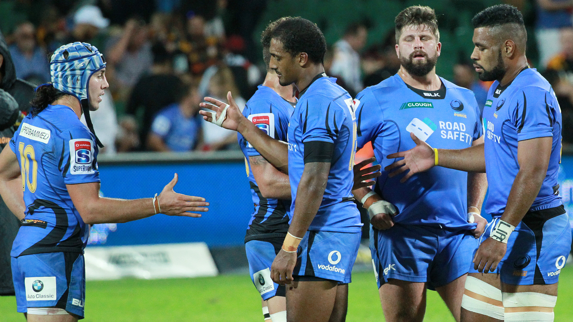 Western Force's Super Rugby cull up for senate debate