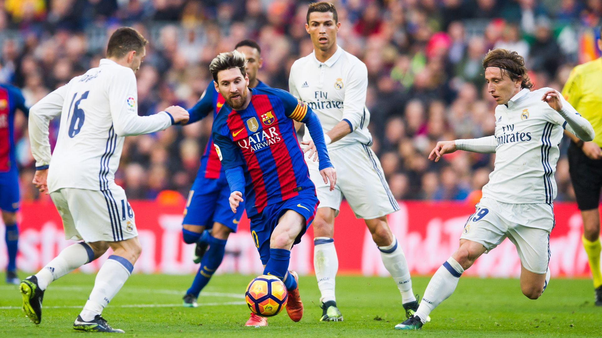 Xavi: Ronaldo trumped by 'best player in history' Messi