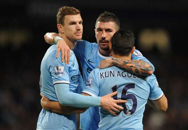 Pellegrini admits five-goal haul was harsh on Blackburn