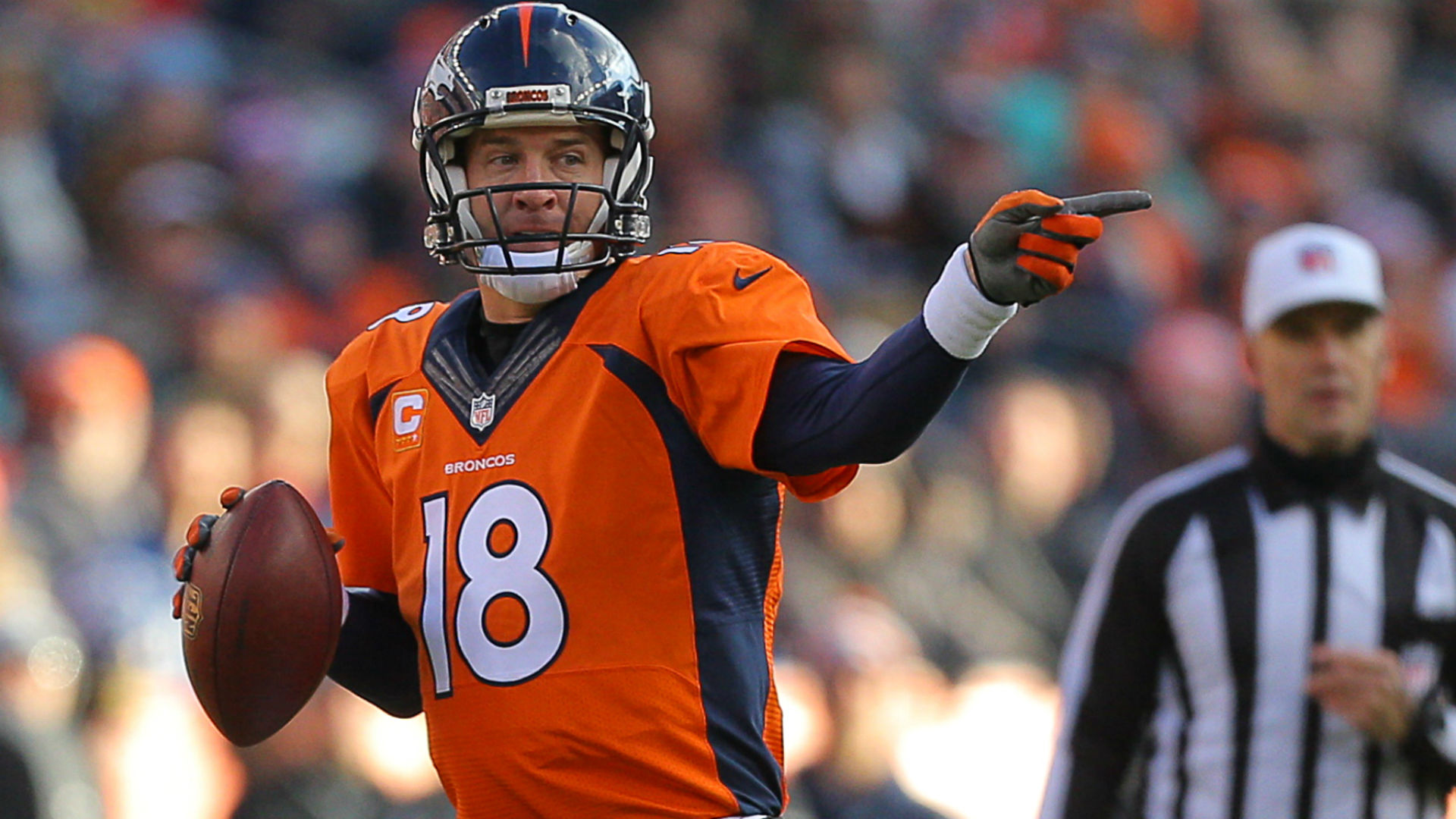 John Elway says run game will be Peyton Manning's 'best friend'