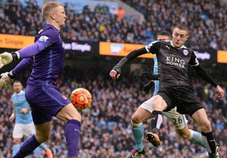 Vardy: No title not a failure