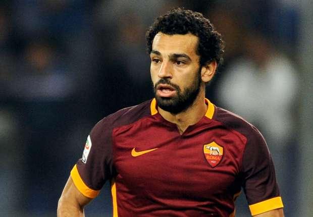 Mohamed Salah, Roma.