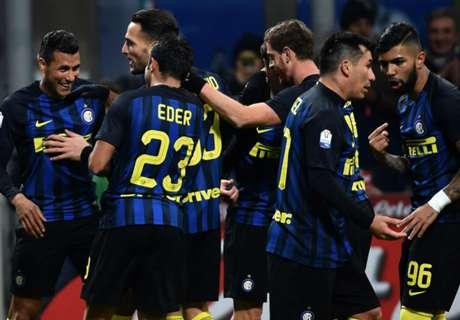 Inter Segel Perempat-Final Coppa Italia