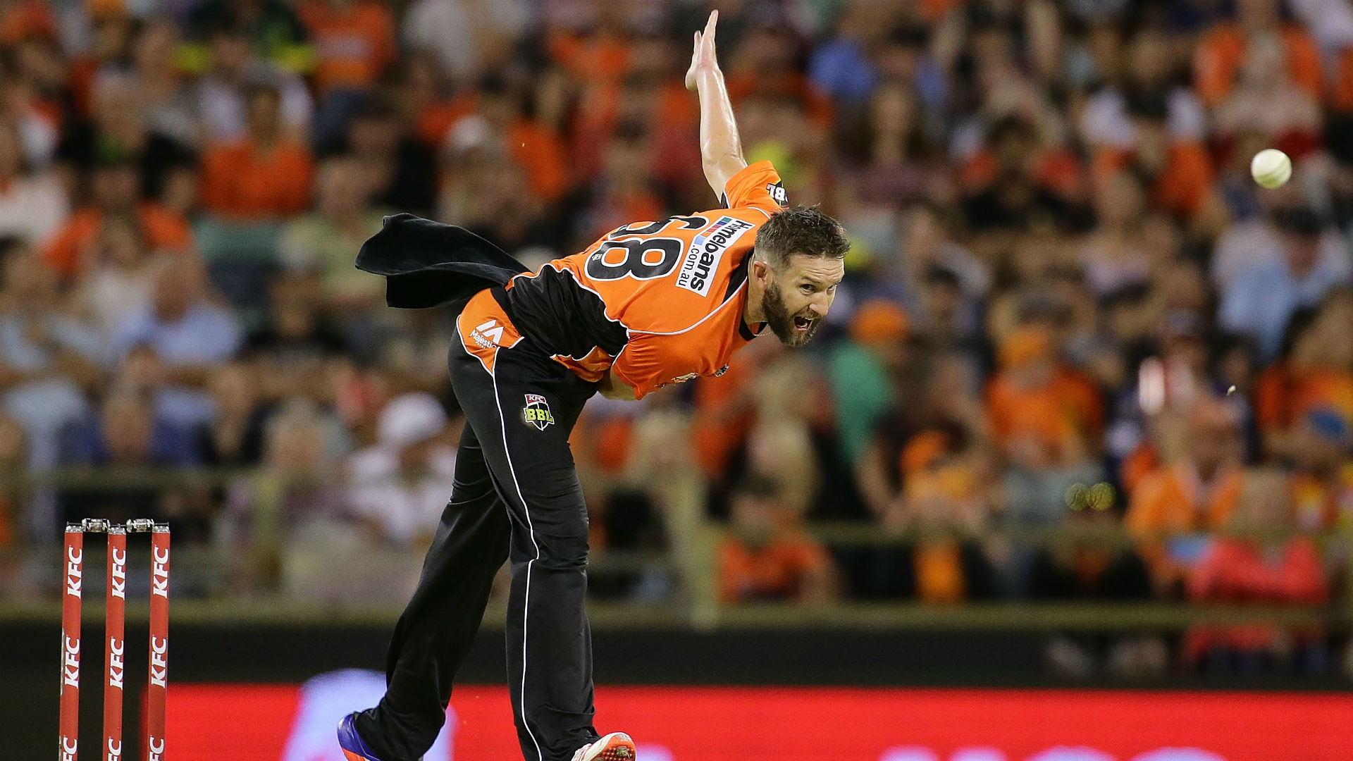 Andrew Tye replaces Pat Cummins for India T20Is
