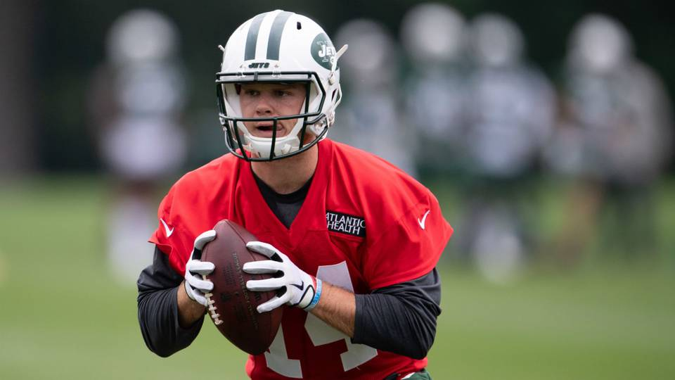 Jets quarterback Sam Darnold on holdout: 'I thought it played out great'