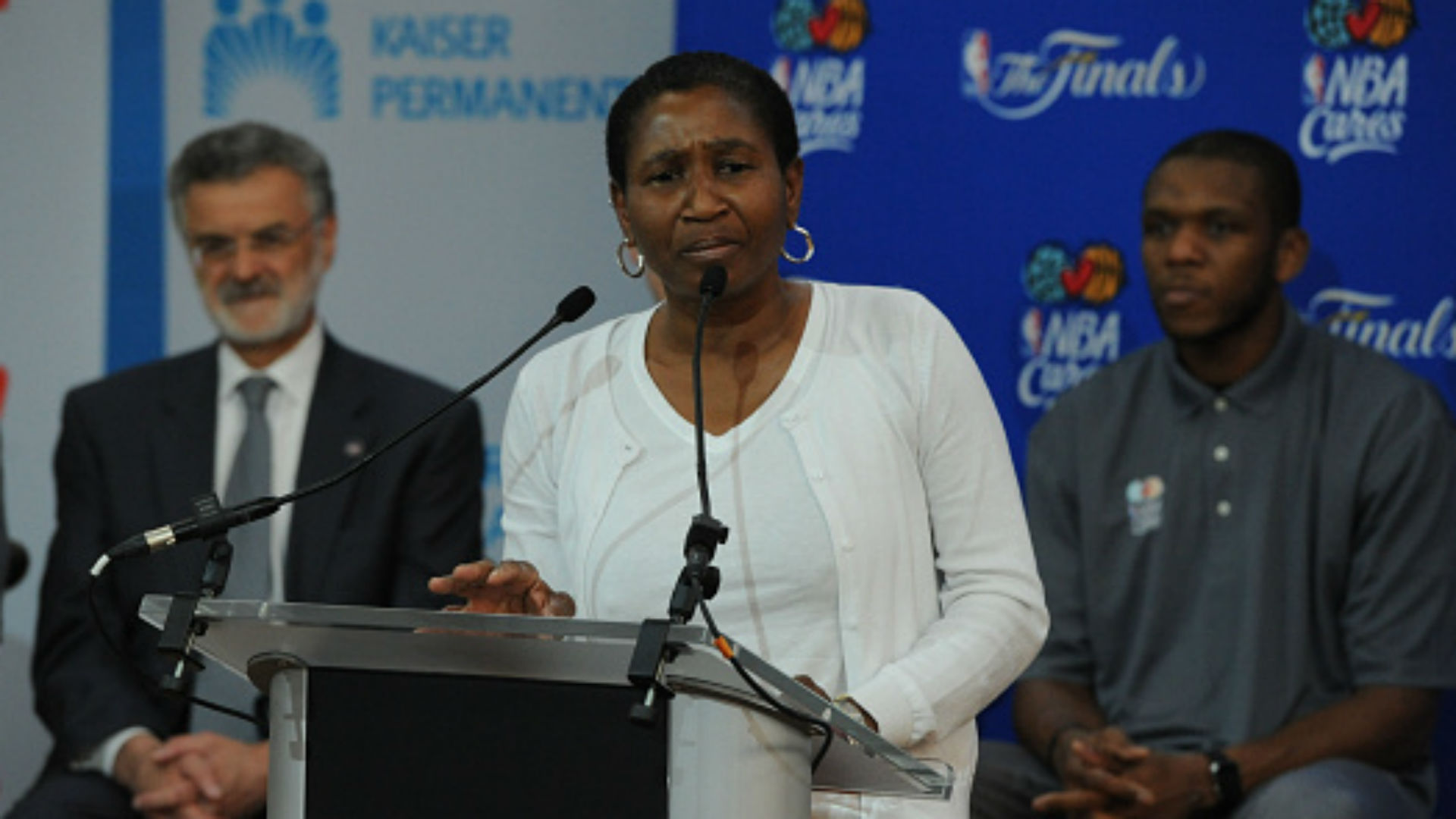 Michele Roberts re-elected as executive director of NBPA