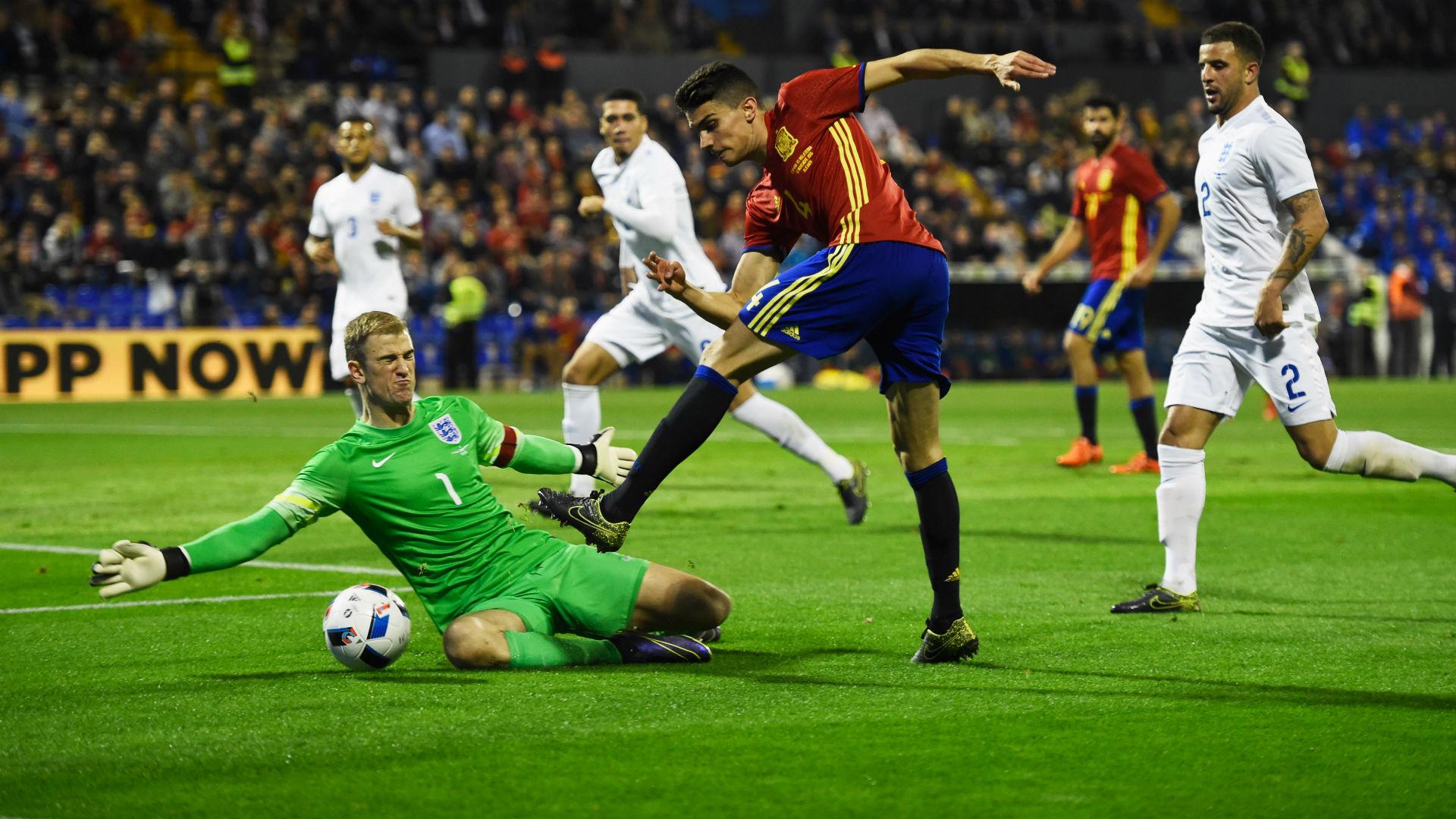 Video: Tây Ban Nha vs Anh