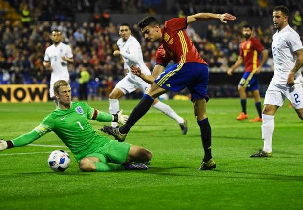 ไฮไลท์  Spain 2 - 0 England