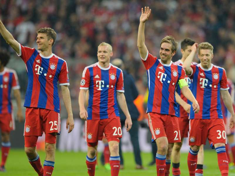 Bundesliga leaders Bayern Munich
