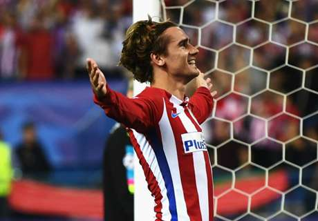 Atleti downplay Griezmann to United