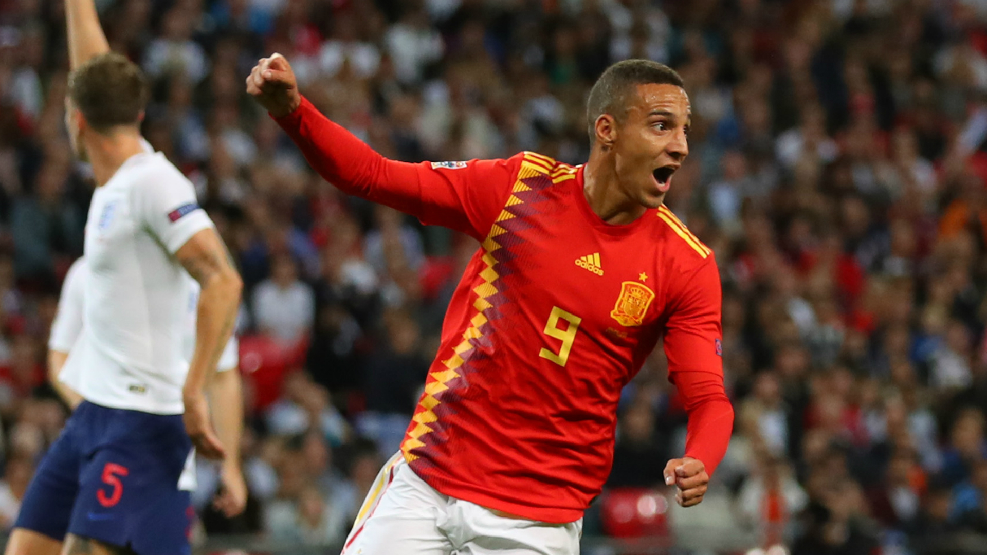 Sweden 1-1 Spain: Rodrigo late show seals Euro 2020 qualification
