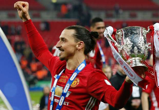 'It was Ibrahimovic who won it for second-best Man Utd' - Mourinho snubs Pogba as EFL Cup hero - Goal.com