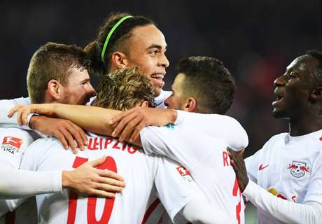 'Don't compare Leipzig to Leicester'