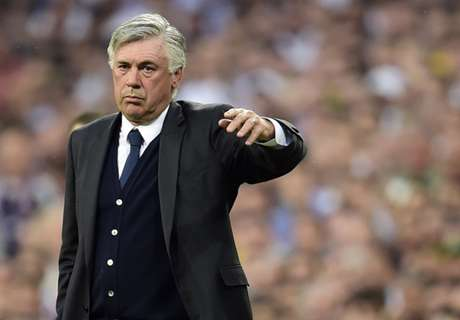Madrid set to sack Ancelotti