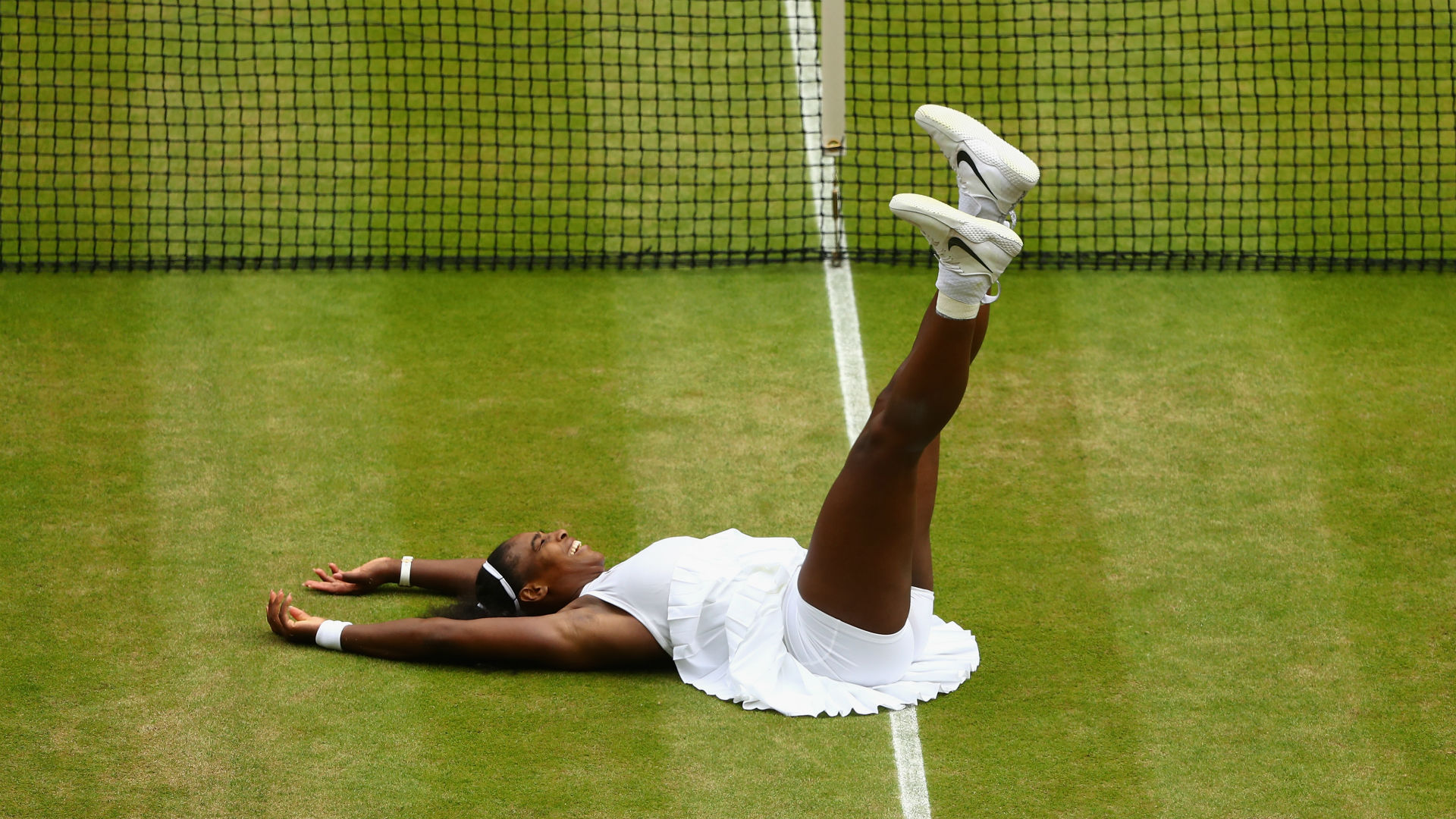 Serena Williams Ties Record with 22nd Grand Slam Title