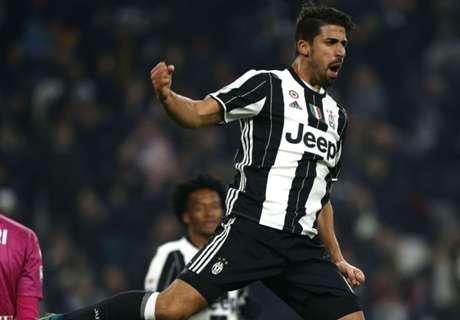 Khedira guides Juve past Pescara