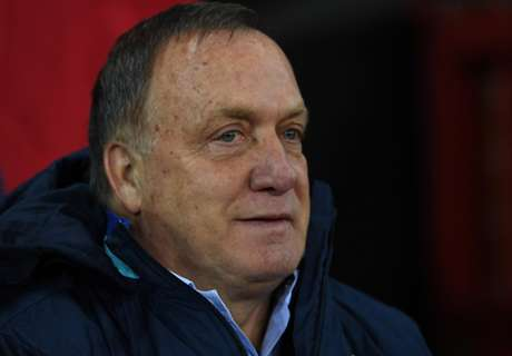 Advocaat to retire at end of season
