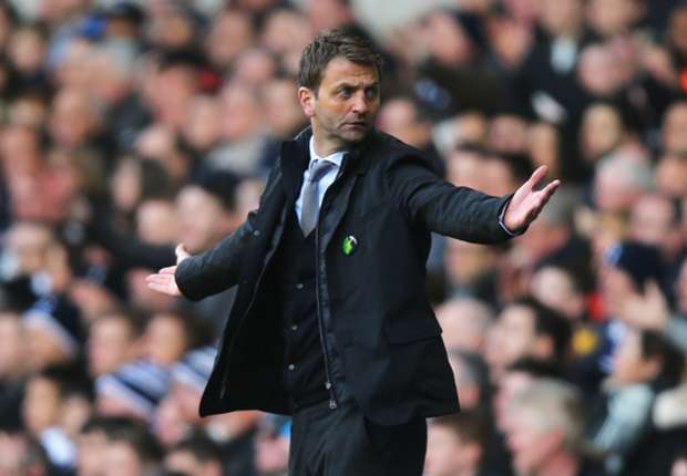 Tottenham are 'much of a muchness', says Sherwood