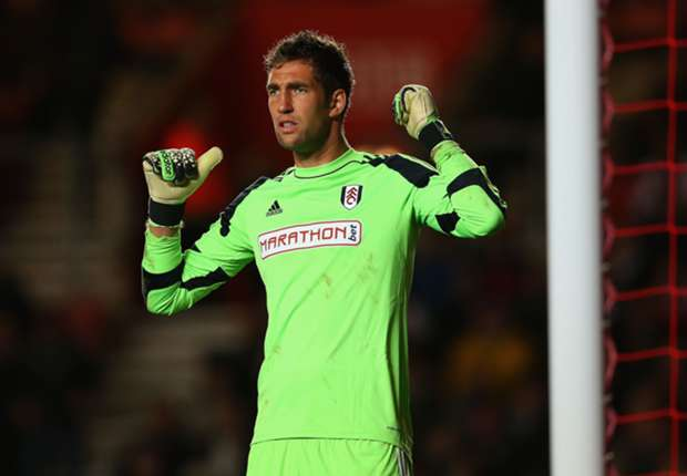 Stekelenburg hints at Fulham exit