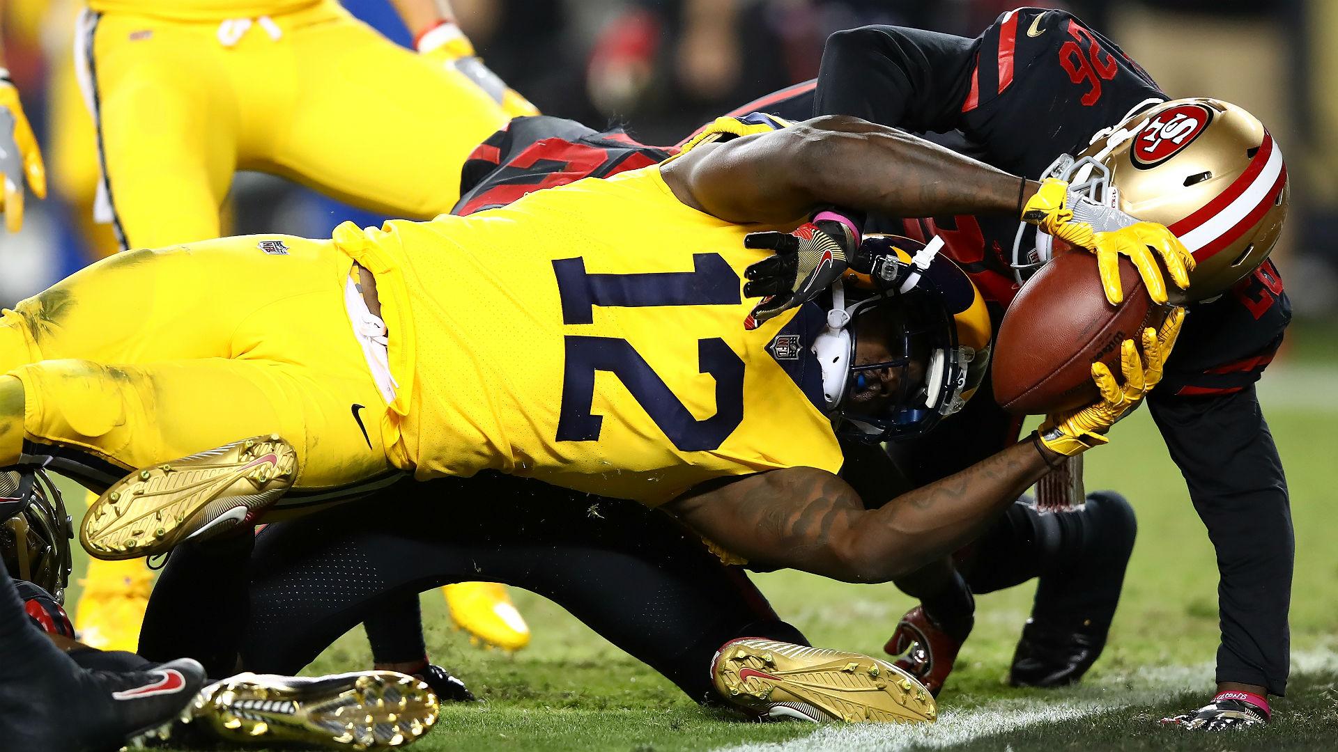 Rams WRs Sammy Watkins, Tavon Austin in concussion protocol after win vs. 49ers