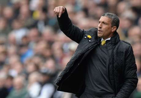 Hughton: Brighton must improve