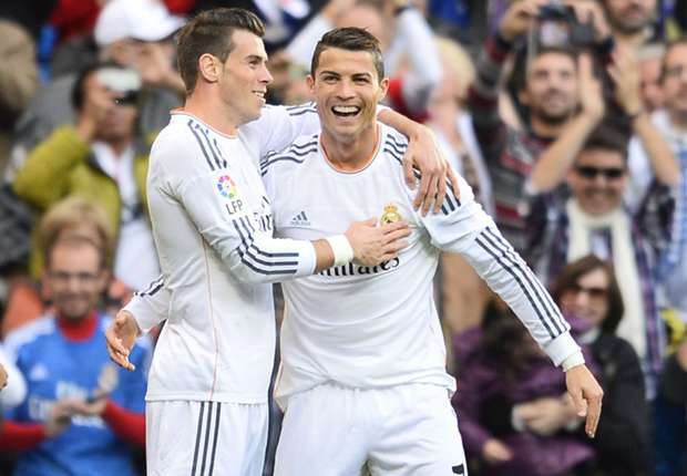 Ronaldo: Bale will help us win trophies