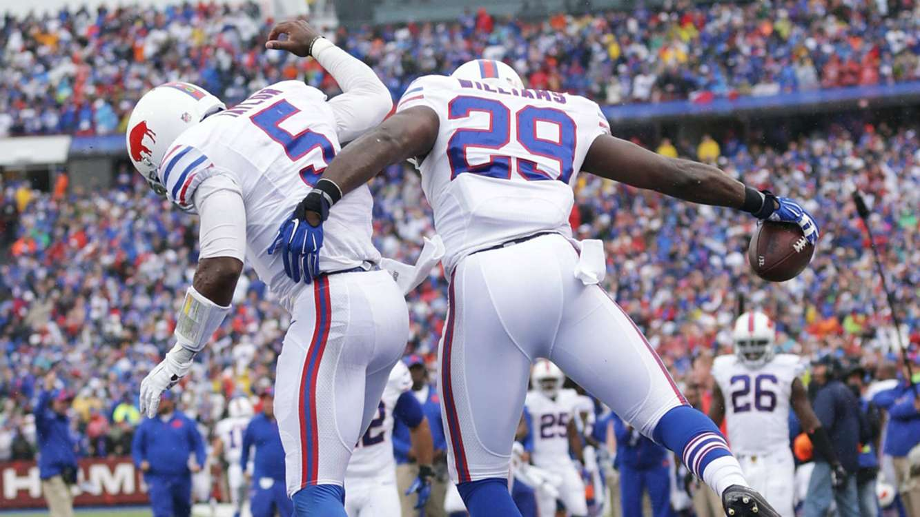 other bills rookie karlos williams on tyrod taylor 39 he. Black Bedroom Furniture Sets. Home Design Ideas