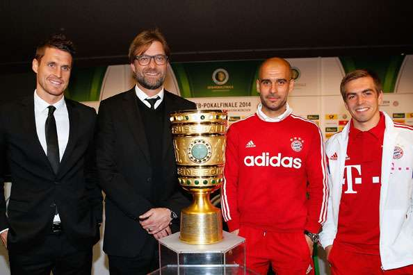 Klopp: You have to beat Bayern to win the Pokal