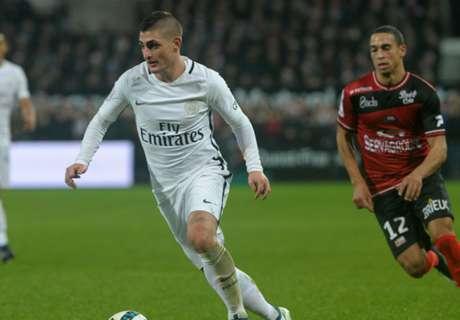 Verratti: PSG not good enough