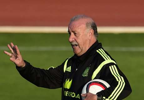 Strike duo not vital for Del Bosque