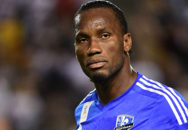 Drogba: I was in training, not in Aston Villa talks