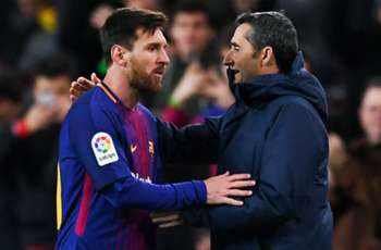 Messi: Valverde makes me feel spectacular