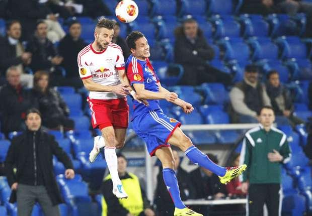 Laporan Pertandingan: FC Basel 0-0 Red Bull Salzburg